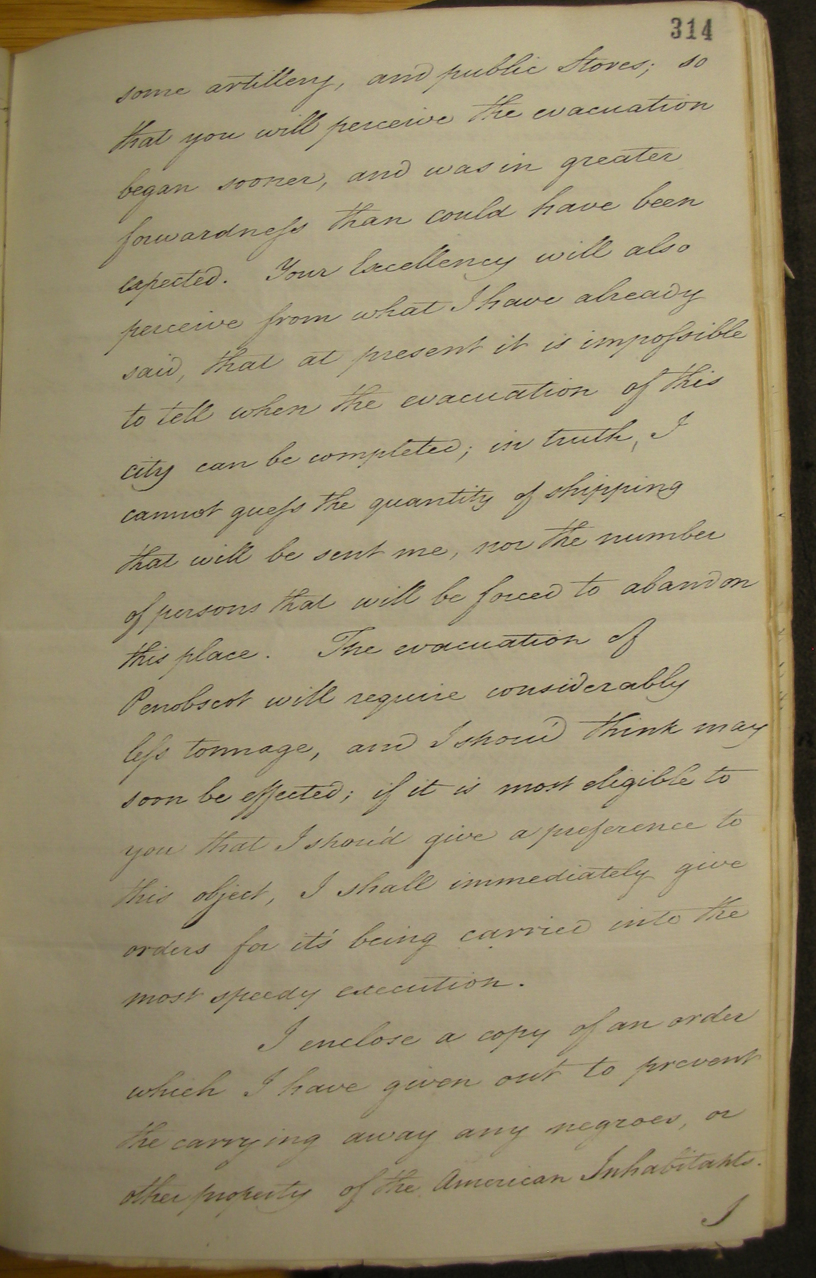 The Washington - Carlton Correspondence